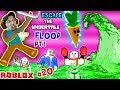 ROBLOX FLOOD ESCAPE!! Undertale Drowning Sick Town! FGTEEV #20 Gameplay  Skit
