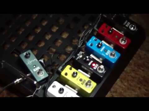 Stagg Pedal Demo From Southern Music Cordele GA