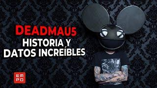 Deadmau5: HISTORIA Y DATOS INCREIBLES