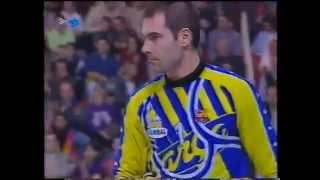 Copa de Europa 1997/98 - Barcelona vs Veszprem - Cuartos-VTA (Barcelona)