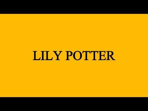 Lily Potter - Oblivion (Lyrics)