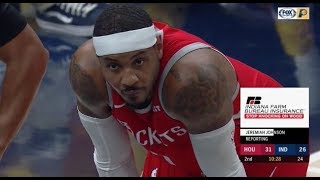 (LIVE) HOUSTON ROCKETS VS. INDIANA PACERS- 11/5/18 - GAME BREAKDOWN/ANALYSIS - (NO VIDEO)