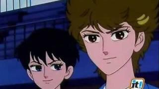 Mila e Shiro,due cuori nella pallavolo - Episodio n.1(2/2)