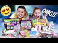 TESTING SLIME KITS FROM AMAZON|| ASMR ||SLIME KIT UNBOXING || Taylor and Vanessa