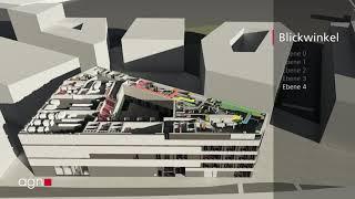 Neubau ZESS Forschungszentrum, Bochum - Architektur verstehen
