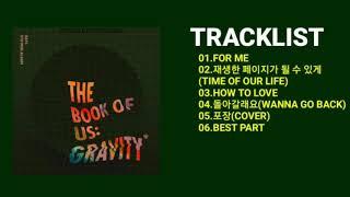 [FULL ALBUM] DAY6(데이식스)|THE BOOK OF US:GRAVITY 5TH MINI ALBUM
