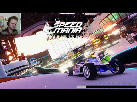 Trackmania Stadium. The speeeed!! :^P |