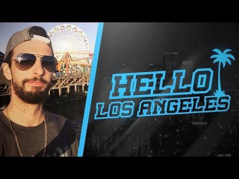HELLO LOS ANGELES !