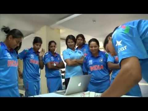 ICC Women's World Twenty20 Promo