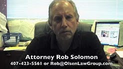 Thank you for attending Attorney Rob Solomon's landlord tenant workshop
