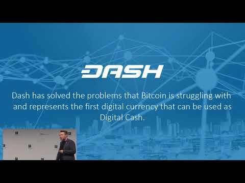 EURO FINANCE TECH V: Dash - Digital Cash (16-11-2017)