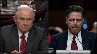 JEFF SESSIONS PULLED THE RUG OUT FROM UNDER COMEY AND NOBODY'S TALKING ABOUT IT Free HD Video