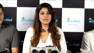 Repeat youtube video Raveena Tandon Launch A One Of Best App Nischint In India