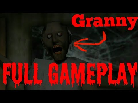 Granny(Horror Game)Full Gameplay