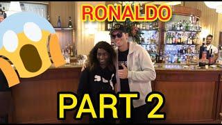CRISTIANO RONALDO PRANK Italy 2019 PART 2
