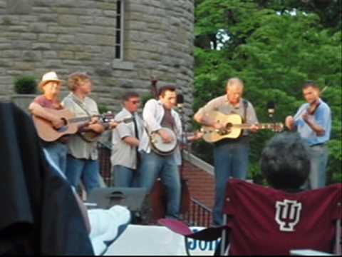 Dim Lights Thick Smoke - Hwy 41 Bluegrass Band