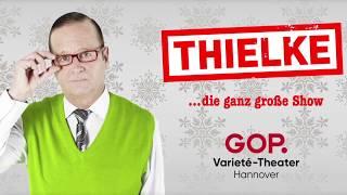 Thielke »die ganz große Show«