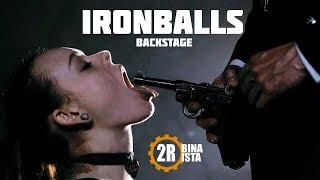 2rbina 2rista Стальные яйца Backstage