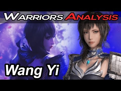 Wang Yi - Warriors Analysis
