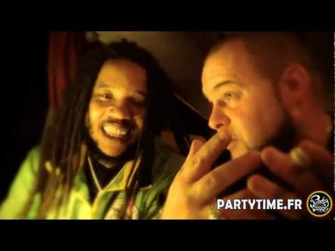 STEPHEN MARLEY at PARIS - Interview & Live for Party Time - 5 JUILLET 2012