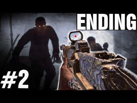 """Nacht Der Untoten REIMAGINED Ending! """"Call of Duty Zombies"""" Custom Zombies Gameplay"""