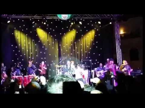 Earth Wind & Fire Experience feat Al McKay - 07-07-2014