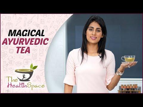 How to make herbal tea | Magical Ayurvedic Tea | Herbal Tea Recipe | The Health Space