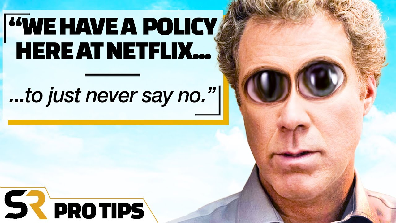 THE Netflix Executive Tutorial   Pro Tips By Pitch Meeting