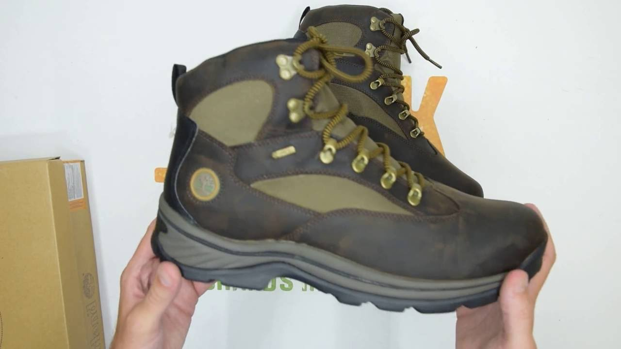 394b790c08e Timberland Chocorua Trail Mid GORE-TEX® - Brown / Green - Walktall |  Unboxing | Hands on