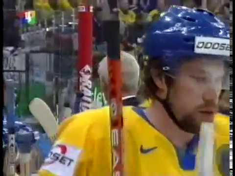 World Ice Hockey Championship 2004: Final. Canada vs Sweden