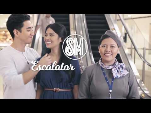 Escalator Etiquette in The Philippines - Social Experiment (FOR PROJECT PURPOSE ONLY)