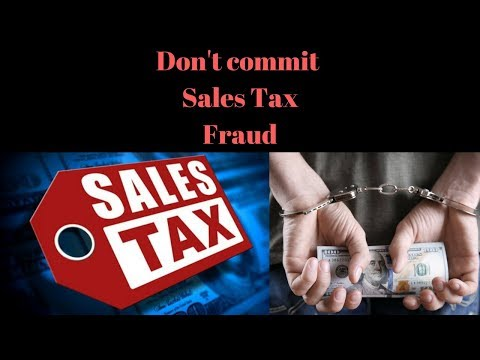 SALES TAX 101 for Ebay & Amazon Sellers. DONT GO TO JAIL