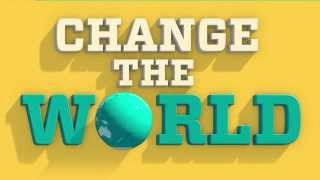 Are You Ready to Change the World in 2015?