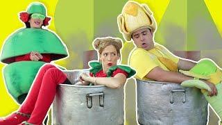 فوزي موزي وتوتي – البطيخة والحمّام –Watermelon and cleanliness