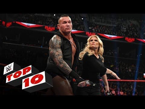 Top 10 Raw Moments: WWE Top 10, March 2, 2020