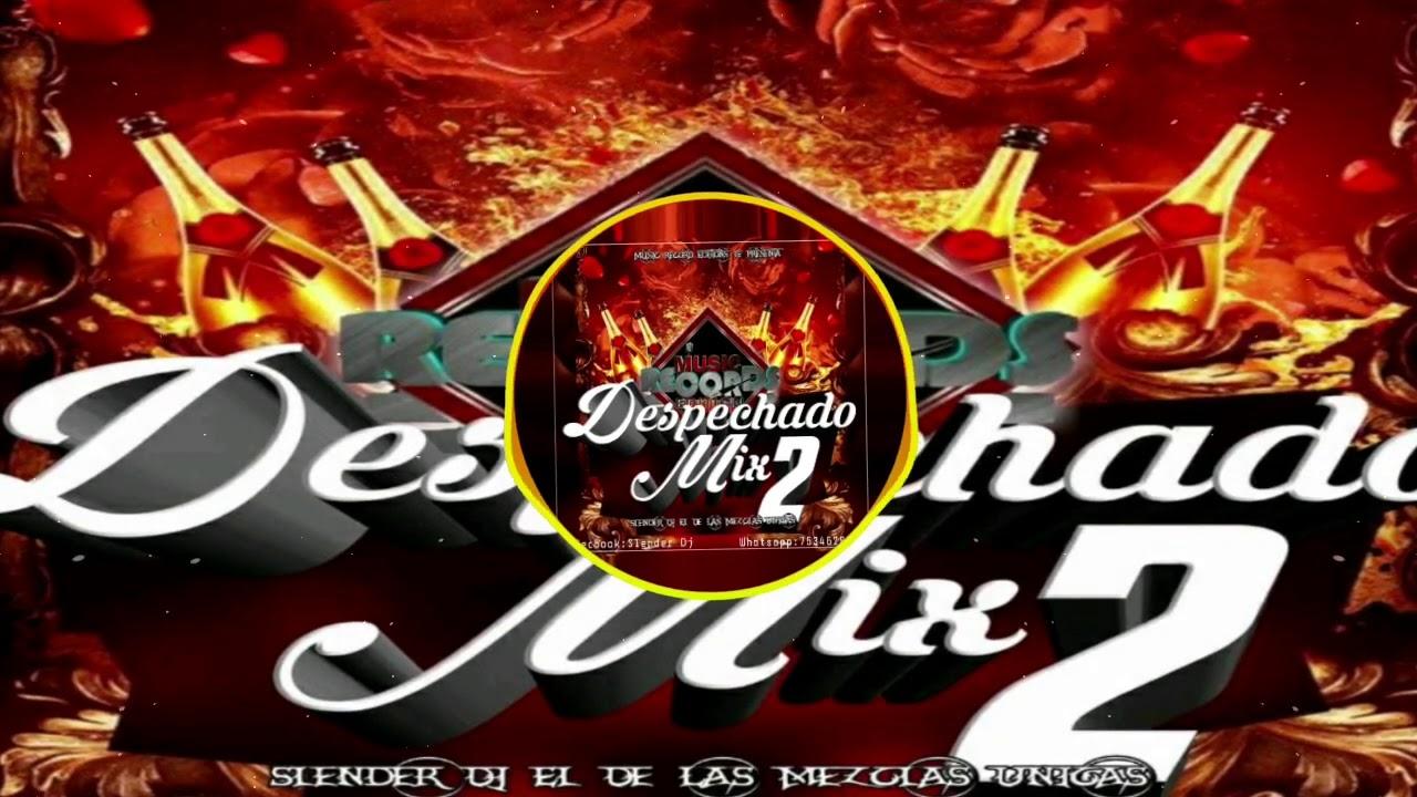Despechado Mix 2020 - Slender Dj (Music Record Editions)