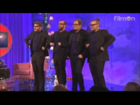 One Direction Alan Carr Chatty Man Dance Off 2015
