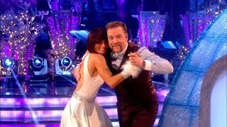 Rufus Hound Tangos to Never Do a Tango with an Eskimo - Strictly Come Dancing Christmas 2013 - BBC