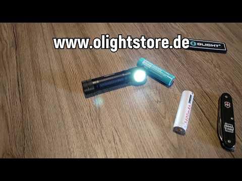 Olight H2R Nova (Stirnlampe) TIR | Cree XHP50 LED (CW) | max. 2300 Lumen | 18650 Akku 3000 mAh (2)