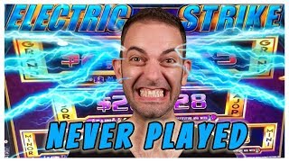 🔌⚡Electric Strike JACKPOTS & 🌌🚀Planet MOOLAH☄️👩‍🚀 🔥RED HAWK Casino NorCal ✦ BCSlots