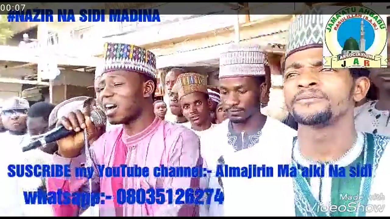 Download NAZIR NA SIDI MAJALISI DANNA SUBSCRIBE DOMIN SAMUN WADANSU