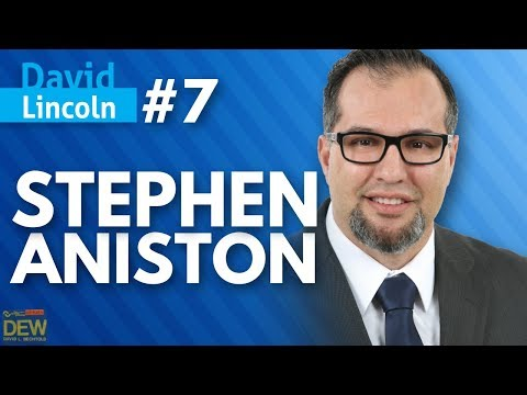 Profiles Stephen Aniston #7 #Vixcontango #Contango Update# B