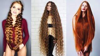 Русские Рапунцель: Девушки с невероятно длинными волосами!