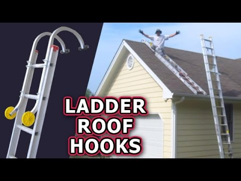 Ladder Roof Hooks Unboxing Amp Review Qualcraft Acro Hug