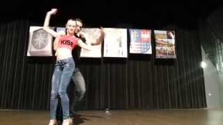 Andrea & Silvia #3 Bonus - Festival Latino 2014 - Jędrzejów