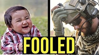 FOOLED By a Little Kid | Trouble in Terrorist Town (Elite Force H8R Revolver)