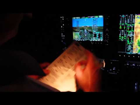 Citation Mustang: Return Flight Santa Barbara,CA to Burbank,CA