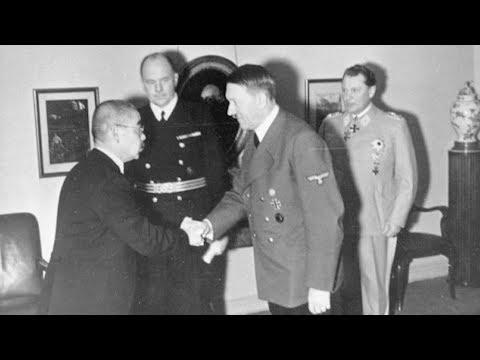 Germany declares war on US - 12/11/1941