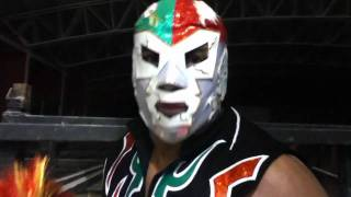 Dr. Wagner Jr. los invita al Lucha Fan Fest 4