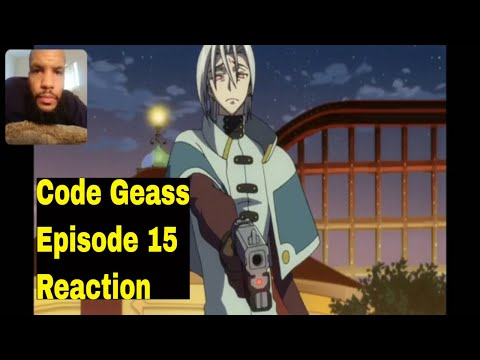 Code Geass Episode 15 - Cheering Mao Reaction - YouTube